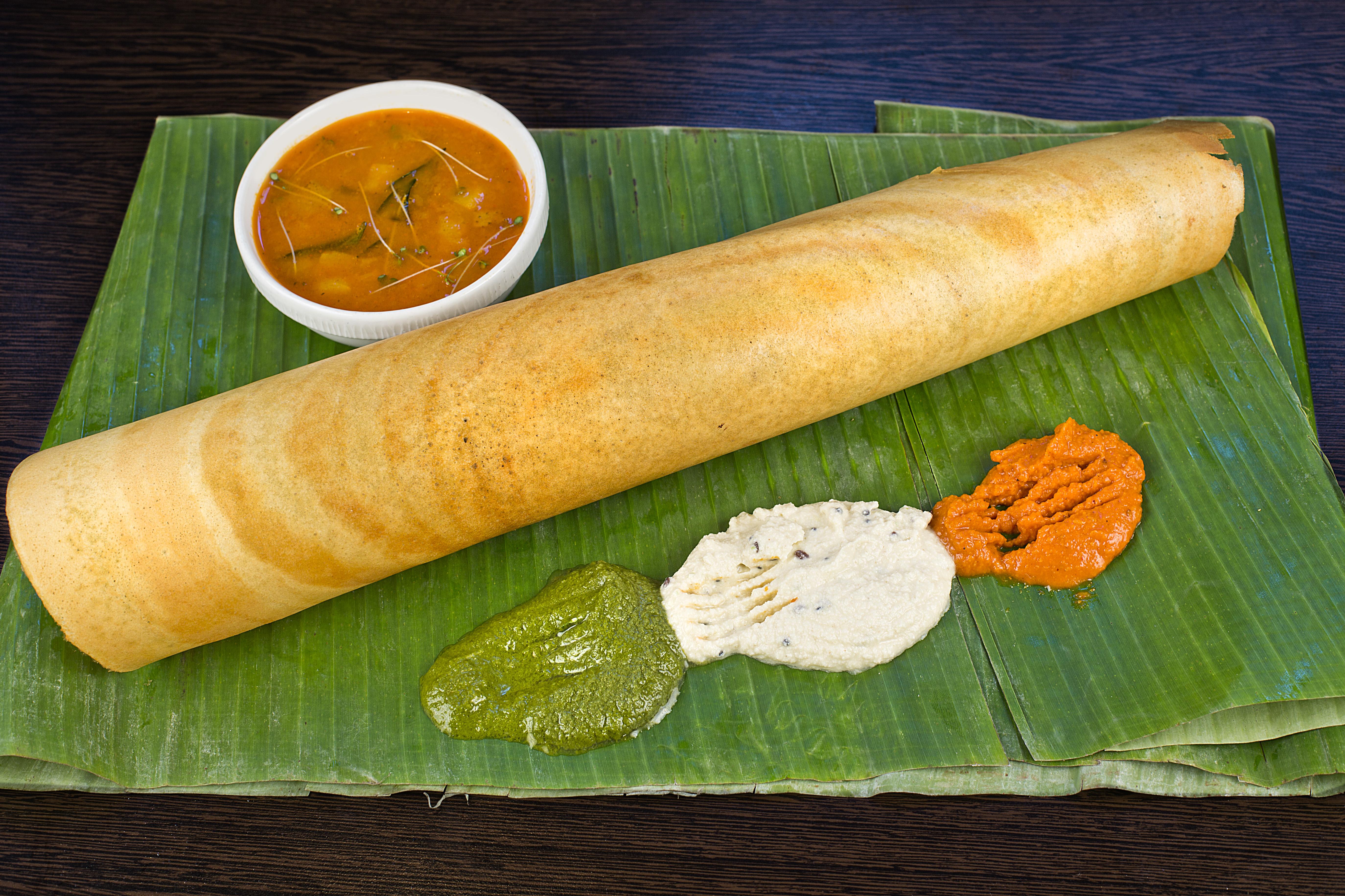 gluten free indian dosa
